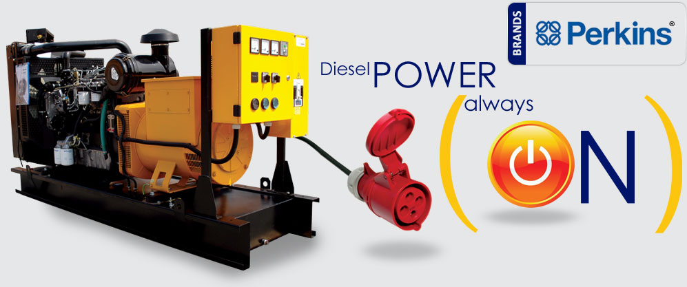 Diesel Power - Alywas On